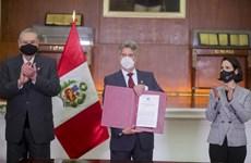 Peru trở thành quốc gia thứ 8 phê chuẩn hiệp định CPTPP