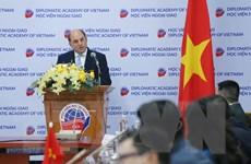 Anh đánh giá cao vai trò của Việt Nam ở khu vực và toàn cầu