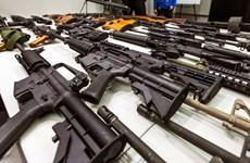 Mỹ đẩy mạnh phối hợp liên ngành trong cuộc chiến chống chợ đen vũ khí