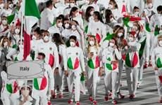 Đoàn thể thao Italy phải cách ly do tiếp xúc với ca mắc COVID-19