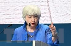 Bộ trưởng Tài chính Mỹ Yellen cảnh báo sắp đạt giới hạn nợ công