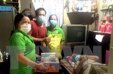 Hà Nội: Hỗ trợ người khuyết tật bị ảnh hưởng do dịch COVID-19