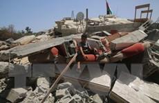 Hamas cảnh báo lệnh phong tỏa của Israel làm gia tăng căng thẳng