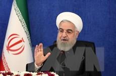 Iran: Tổng thống Rouhani cáo buộc Quốc hội cản trở dỡ bỏ trừng phạt
