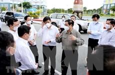 TP Hồ Chí Minh giữa những ngày giãn cách: Tinh thần quyết tâm cao độ