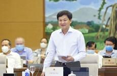 Hoàn thiện dự thảo Chương trình hành động phát triển kinh tế-xã hội