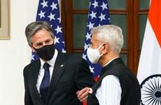 Ấn Độ và Mỹ chia sẻ quan điểm chung về các vấn đề nóng của thế giới