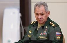 Nga quan ngại tổ chức khủng bố IS trỗi dậy ở Trung và Tây Nam Á