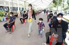 Campuchia công bố tăng cường chống dịch toàn quốc trong hai tuần