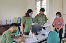 Lạng Sơn: Triệt xóa đường dây làm giả hàng trăm giấy khám sức khỏe