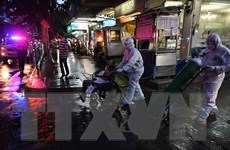 Dịch COVID-19: Thái Lan gia hạn biện pháp hạn chế đến cuối tháng 8