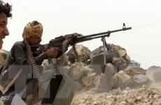 Quân đội Yemen giành lại quyền kiểm soát dãy núi chiến lược