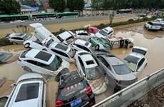 Lũ lụt ở Đông Âu, Trung Quốc gây khó khăn cho chuỗi cung ứng toàn cầu