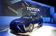Toyota củng cố vị thế hãng xe bán chạy hàng đầu thế giới