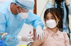 UNICEF đánh giá cao chương trình tiêm phòng COVID-19 của Campuchia