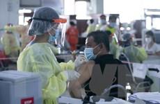 Lào đẩy mạnh chương trình tiêm chủng vaccine phòng COVID-19