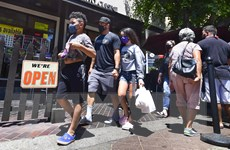 New York quy định ai tiêm chủng mới được tham gia hoạt động cộng đồng