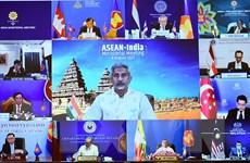 Ấn Độ cam kết ủng hộ một ASEAN vững mạnh, đoàn kết và thịnh vượng