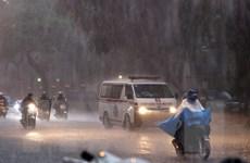 Trong 24 đến 48 giờ tới, bão số 4 có khả năng suy yếu thành áp thấp