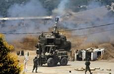 LHQ lo ngại căng thẳng leo thang trên tuyến biên giới Liban-Israel
