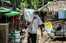 WFP kêu gọi đóng góp tài chính để hỗ trợ lương thực cho Myanmar