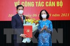 Ông Nguyễn Long Hải giữ chức Bí thư Đảng ủy Khối Doanh nghiệp TƯ