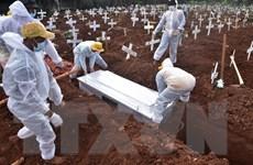 Dịch COVID-19: Số ca mắc mới và tử vong tại Đông Nam Á đang tăng cao