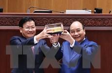 Chuyến thăm Lào của Chủ tịch nước đạt kết quả toàn diện, thực chất