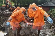 Sạt lở đất nghiêm trọng ở Ấn Độ, hàng chục người bị vùi lấp