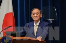 Tỷ lệ ủng hộ nội các của Thủ tướng Suga giảm xuống mức thấp kỷ lục