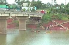 Khẩn trương tìm kiếm người mất tích khi đi câu cá ở hồ thủy điện