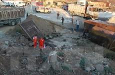 Số người thương vong trong vụ nổ xe bồn tại Liban tăng lên 28 người