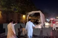 Tấn công lựu đạn ở miền Nam Pakistan, ít nhất 20 người thương vong