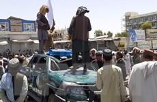 Quyền lãnh đạo Afghanistan được chuyển giao cho hội đồng chuyển tiếp