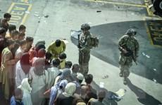 Mỹ nỗ lực đảm bảo an ninh cho công tác sơ tán tại Afghanistan