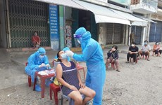 Khánh Hòa đã có hơn 5.000 ca mắc COVID-19, hầu hết trong khu phong tỏa