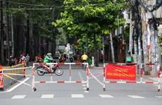 """[Video] Thành phố Hồ Chí Minh thực hiện """"ai ở đâu ở yên đó"""" từ 23/8"""