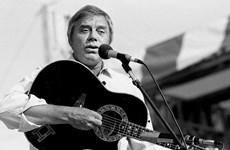 Nghệ sỹ nhạc đồng quê nổi tiếng Tom T. Hall qua đời ở tuổi 85