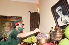 Quân ủy Trung ương, BQP dâng hương tưởng niệm Đại tướng Võ Nguyên Giáp