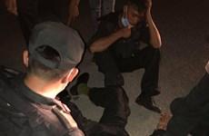 Vụ 5 chiến sỹ Công an bị thương: Khởi tố, bắt tạm giam 4 đối tượng