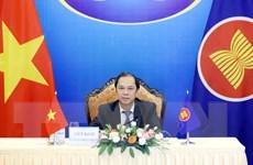 Tọa đàm trực tuyến kỷ niệm 45 năm quan hệ ngoại giao Việt Nam-Thái Lan