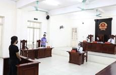 12 tháng tù giam với chủ quán karaoke chống đối lực lượng phòng dịch