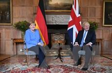 Anh, Đức thảo luận về cách tiếp cận chung của G7 đối với Taliban