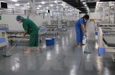 Bộ Xây Dựng kiểm tra hạ tầng phòng, chống dịch tại các tỉnh phía Nam