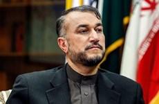 Iran nhấn mạnh đàm phán hạt nhân phải phục vụ lợi ích của người dân