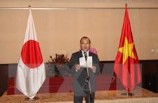 Đại sứ Vũ Hồng Nam: Quan hệ Việt Nam-Nhật Bản đang trên đà phát triển