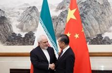 Ngoại trưởng Trung Quốc, Iran thảo luận tăng cường hợp tác hữu nghị