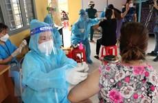 Tiền Giang triển khai tiêm chủng cho đối tượng ưu tiên và người dân