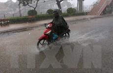 Từ ngày 7-16/9, mưa và dông bao trùm nhiều khu vực trên cả nước