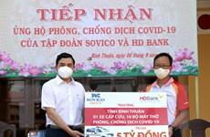 Bình Thuận, Lâm Đồng huy động các nguồn lực để phòng, chống dịch